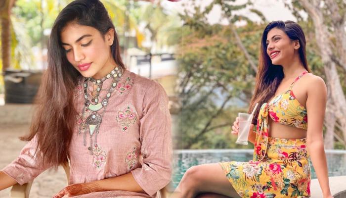 Urvi Shetty Mind Blowing Glamorous Images-telugu Actress Hot Photos Urvi Shetty Mind Blowing Glamorous Images - Telugu A High Resolution Photo