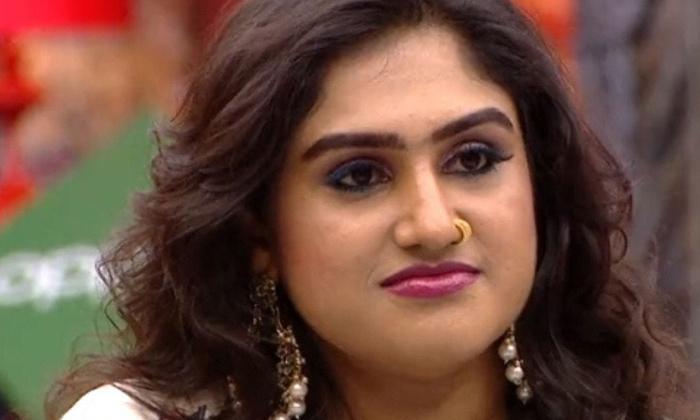 Vanitha Vijay Kumar Interesting Comments About Three Marriages-అందుకే మూడు పెళ్లిళ్లు చేసుకున్నా.. నిజాలు చెప్పిన వనిత…-Latest News - Telugu-Telugu Tollywood Photo Image-TeluguStop.com