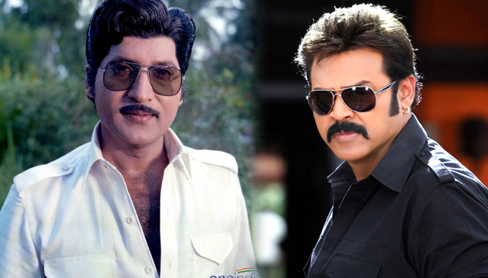 Why Venkatesh Started Career As Producer In His 18 Years Time-TeluguStop.com
