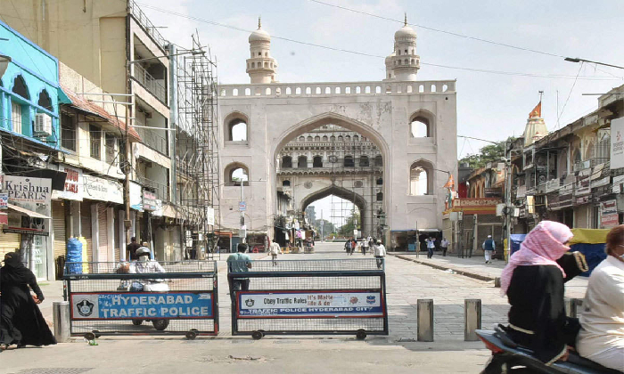 Take A Decision On Weekend Lockdown Before May 8: Telangana Hc-TeluguStop.com