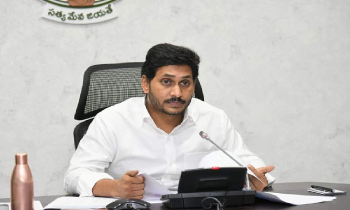 Will The AP Govt Impose A Lockdown Amidst Rise In Corona Positivity Rate-Latest News English-Telugu Tollywood Photo Image-TeluguStop.com