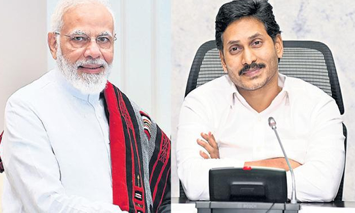Jagan Counter In Sweet Warning To Cm Who Is Serious About Modi-TeluguStop.com
