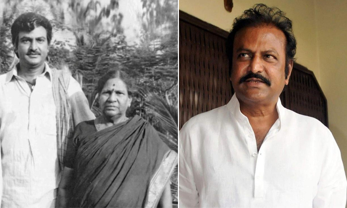 Mohan Babu Comments About His Mother Greatness-TeluguStop.com