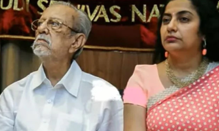 Telugu Charu Hasan, Kamal Hasan, Kollywood, Suhasini, Telugu Actress, Telugu Actress Suhasini Father Charu Hasan News-Movie