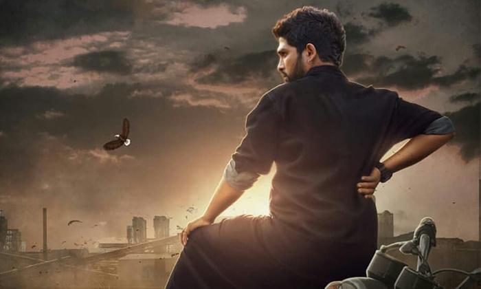 Allu Arjun Pushpa Movie Two Parts Title Different-TeluguStop.com