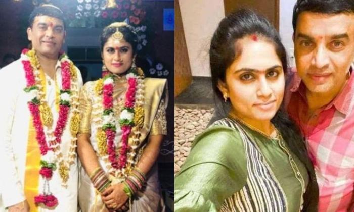Star Producer Dil Raju Special Gift To His Wife-భార్యకు స్పెషల్ గిఫ్ట్ ఇచ్చిన దిల్ రాజు.. అదేమిటంటే..-Latest News - Telugu-Telugu Tollywood Photo Image-TeluguStop.com