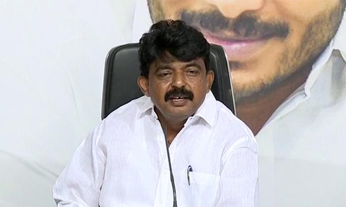 Ap Minister Perni Nani Comments Chandrababu Dangerous Than Corona Virus-TeluguStop.com
