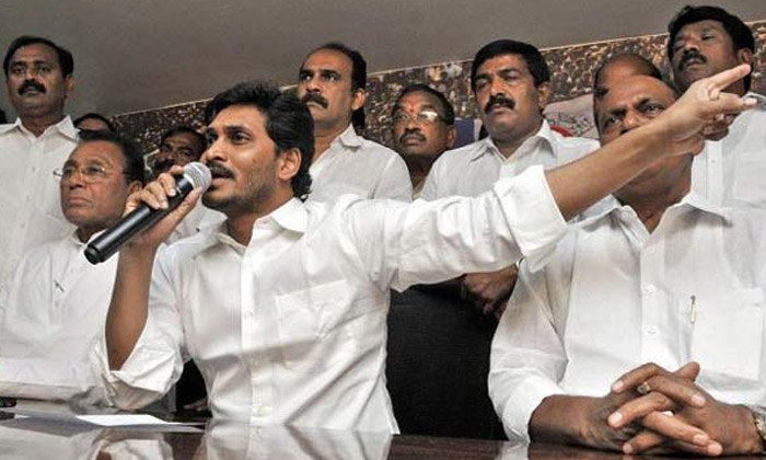 Jagan Is Dissatisfied With The Perfomence Of Many Party Mlas-TeluguStop.com