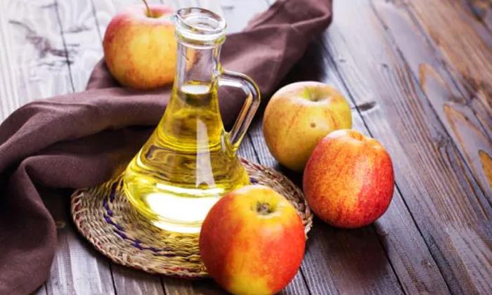 Apple Cider Vinegar Can Stop Over Sweating-TeluguStop.com