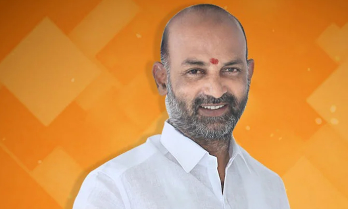 Bandi Sanjay Is Silent On The Latest Politics Is This The Real-TeluguStop.com