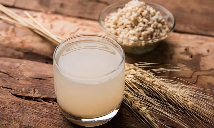 Barley Water Helps To Reduce Kidney Stones-TeluguStop.com