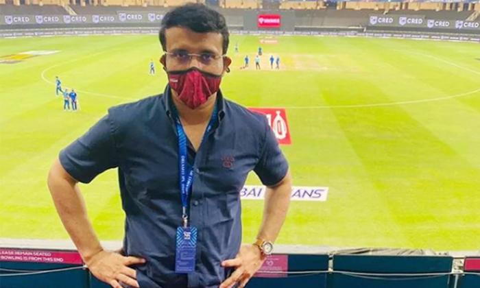 Bcci President Saurav Ganguly Clarification On Corona Infected Ipl Cricketers-TeluguStop.com