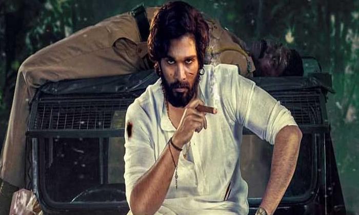 Allu Arjun Pushpa Movie Not Releasing In Two Parts-TeluguStop.com