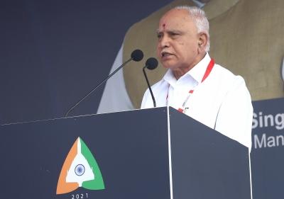 Call On Extending Lockdown Post PM's Address: Yediyurappa-General-English-Telugu Tollywood Photo Image-TeluguStop.com