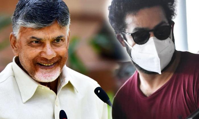 Chandra Babu And Lokesh Wish Ntr Speedy Recovery-TeluguStop.com