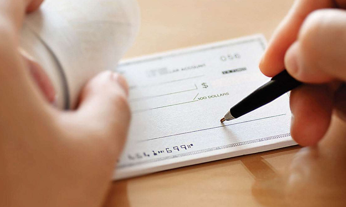 What Are The Penalties If The Check Bounces-TeluguStop.com