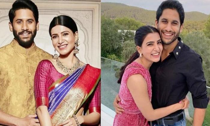 Do You Know Naga Chaitanya And Samantha Akkinenis Combined Net Worth-TeluguStop.com