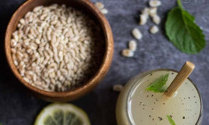 Barley Seeds Can Reduce Dark Spots Naturally-TeluguStop.com