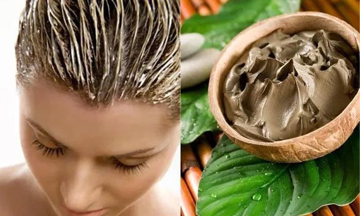 Fullers Earth Helps To Get Rid Of Split Hair-TeluguStop.com