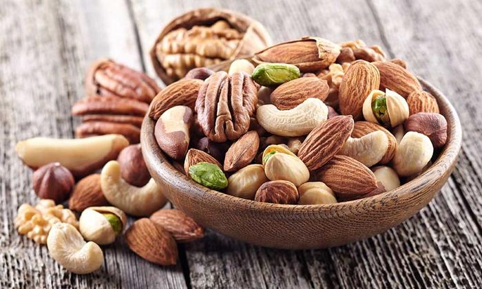 Good Foods For Glowing Eyes-TeluguStop.com