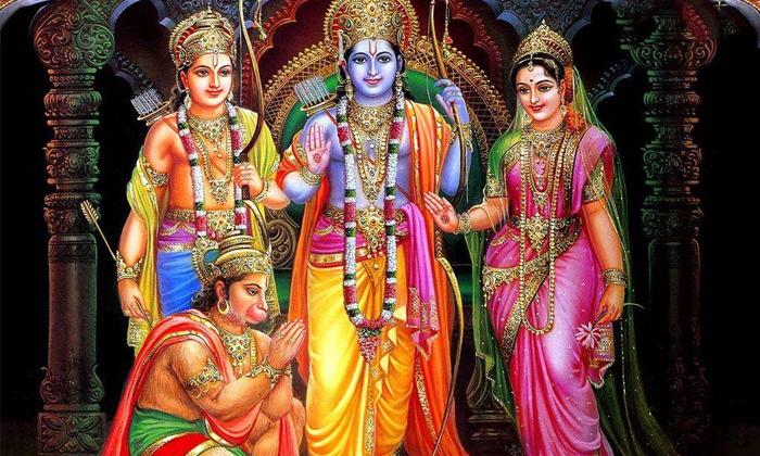 Chattisgadh Hanuman Temple In The Form Of Deity-TeluguStop.com