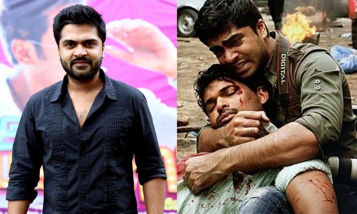 Hero Shimbu To Act As Hero In Rangam Movie Instead Of Hero Jeeva-TeluguStop.com