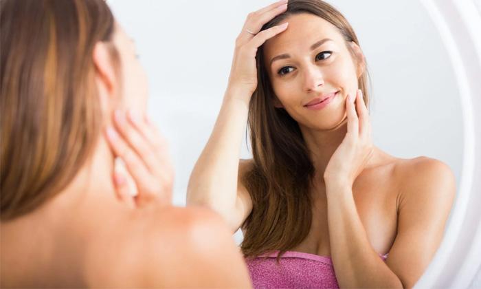 Home Remedies Moisture Skin Skin Care Face Packs Latest News-ముఖం ఎల్లప్పుడు తేమగా ఉండాలా..అయితే ఈ టిప్స్ మీకే-Latest News - Telugu-Telugu Tollywood Photo Image-TeluguStop.com