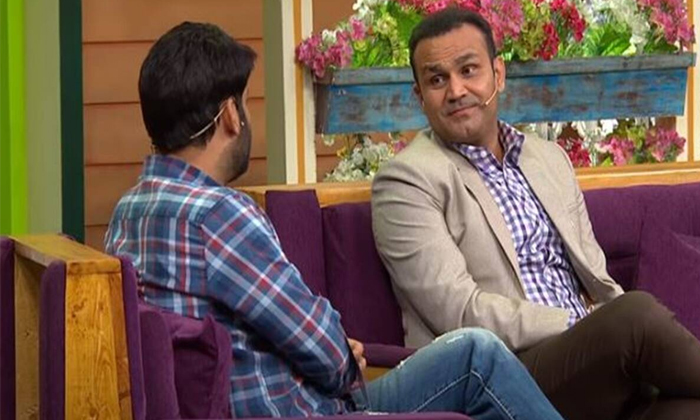 Indian Cricketer Virendra Sehwag Comments About Other Countries Cricketers In Kapil Sharma Show-ఆ దేశ క్రికెటర్స్ అలాంటి వారంటున్న సెహ్వాగ్..-General-Telugu-Telugu Tollywood Photo Image-TeluguStop.com