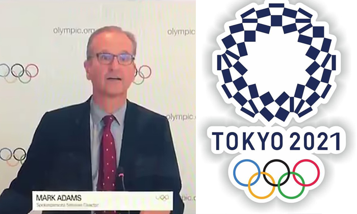 Ioc Spokesman Mark Adams Shocking Comments On Japan Tokyo Olympics-TeluguStop.com