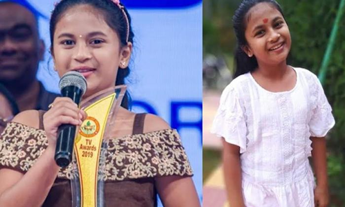 Karthika Deepam Sisters Baby Sahruda And Baby Krithika Latest Photos-TeluguStop.com