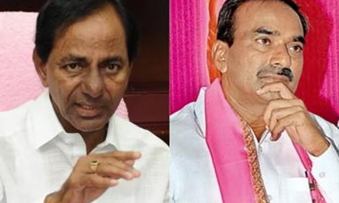 Are Disgruntled Trs Leaders Attracted To Etela-TeluguStop.com