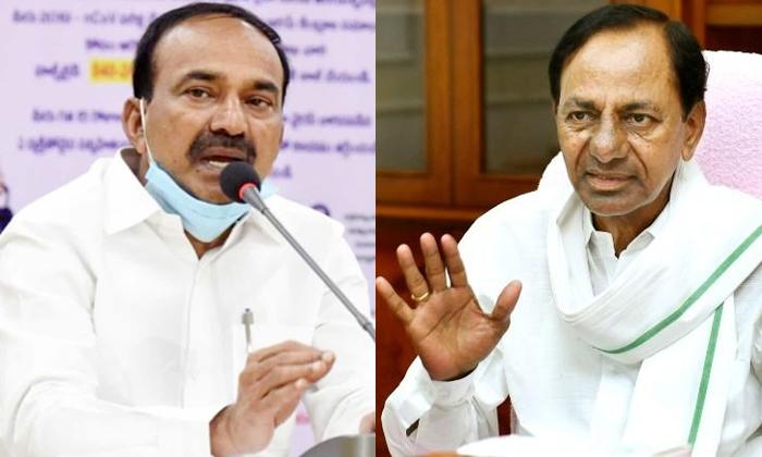 Ktr Silence On Etela Rajendar Issue-TeluguStop.com