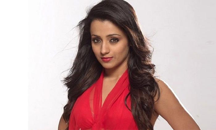 Star Heroine Trisha Nick Name Details-హీరోయిన్ త్రిష ముద్దు పేర్లు ఏంటో తెలుసా..-Latest News - Telugu-Telugu Tollywood Photo Image-TeluguStop.com