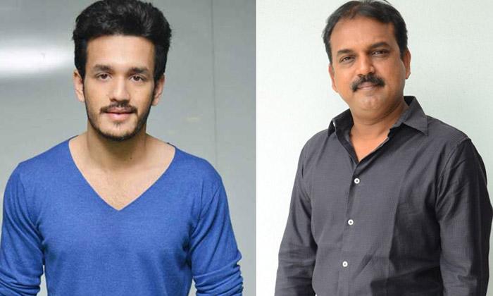 Koratala Siva To Direct Akhil Akkineni-TeluguStop.com