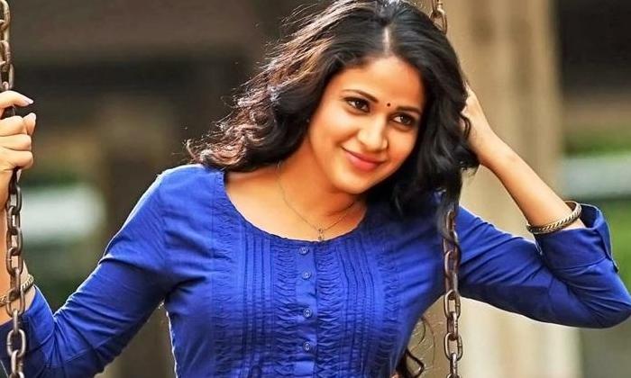 Lavanya Tripati Shares Viral Hot Photo And Put Caption-TeluguStop.com