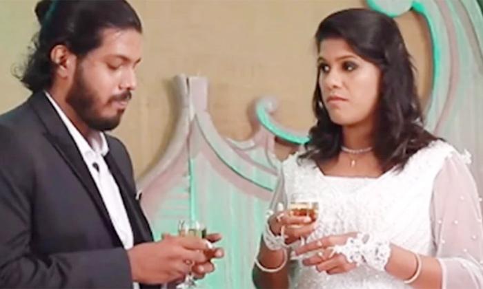 Actor Unni Rajan P Dev S Wife Priyanka Forced To Commit Suicide-ప్రముఖ నటుడి భార్య అనుమానాస్పద మృతి.. కట్నం వల్లేనా..-Latest News - Telugu-Telugu Tollywood Photo Image-TeluguStop.com