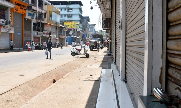 Tamilnadu Government Announced Lockdown May 10th To 24th-TeluguStop.com