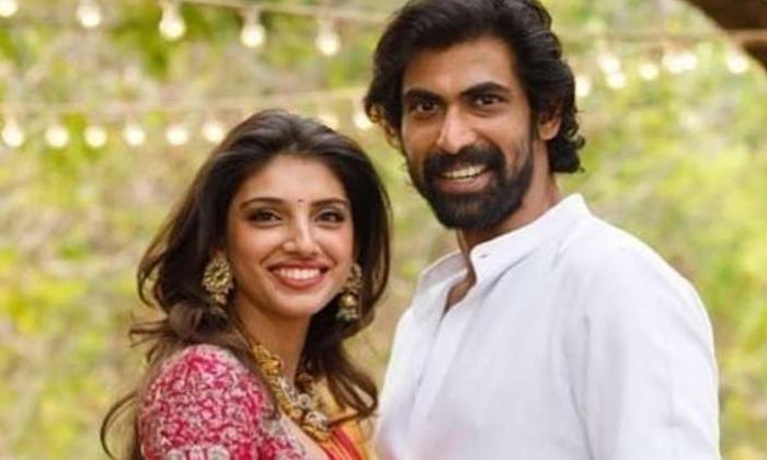 Rana Wife Miheeka Bajaj Post Goes Viral In Social Media-TeluguStop.com