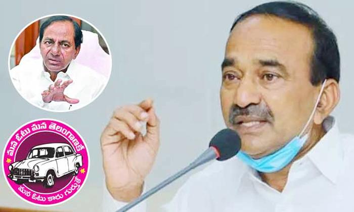 Mla Etela Rajender Has Become Alone In That Regard And Ready With Key Decision-ఆ విషయంలో ఒంటరైన ఎమ్మెల్యే ఈటెల…అందుకే త్వరలో కీలక నిర్ణయం-Political-Telugu Tollywood Photo Image-TeluguStop.com