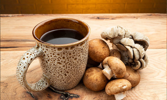 Benefits Of Mushroom Tea Can Reduce Over Weight-TeluguStop.com