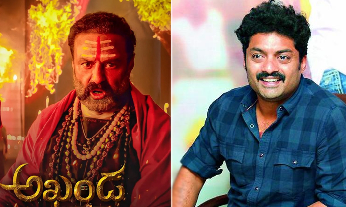 Nandamuri Kalyan Ram Going To Do A Guest Role In Akhanda Movie-అఖండలో గెస్ట్ రోల్ చేయబోతున్న హీరో ఎవరంటే-Latest News - Telugu-Telugu Tollywood Photo Image-TeluguStop.com