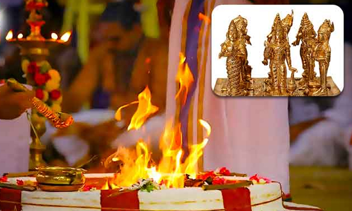 Do You Know Why Navagrahas Perform Shanti Puja-TeluguStop.com