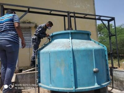 Naval Dockyard Vizag Repairs Two Oxygen Plants In Andhra-General-English-Telugu Tollywood Photo Image-TeluguStop.com