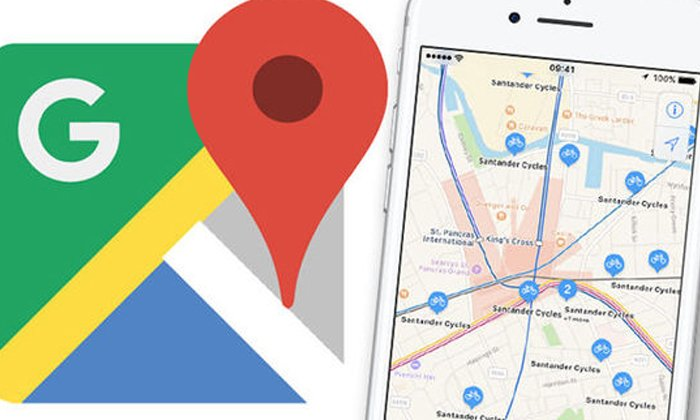 Google Map With Latest Features-TeluguStop.com