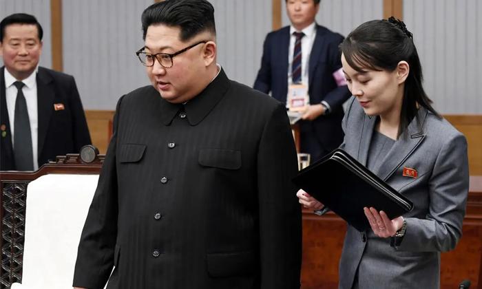 North Korea Kim Government Warn Ing To Joe Biden Over Nuclear Weapons-TeluguStop.com