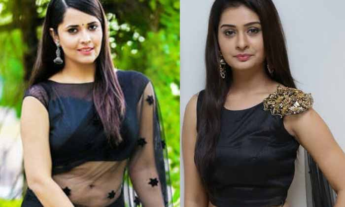 These Are The Star Heroines Who Will Be Scared As Lady Villains-TeluguStop.com