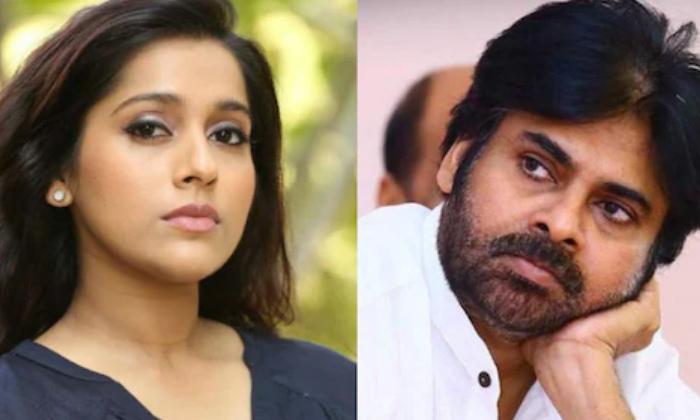 Anchor Rashmi Gautam Pawan Kalyan Vakeel Saab Movie-TeluguStop.com
