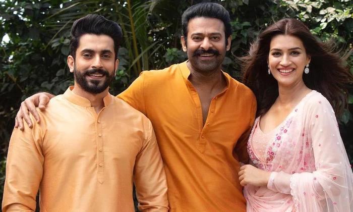 Prabhas Adipurush Movie Shooting Update-TeluguStop.com