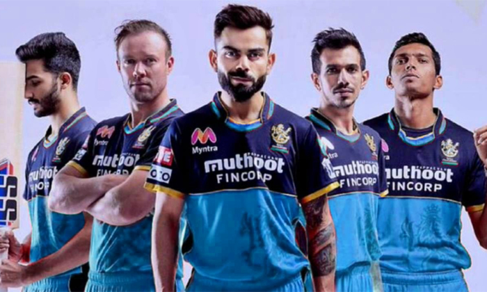 Reason Behind The New Blue Color Jersey Of Rcb In Ipl 2021-TeluguStop.com