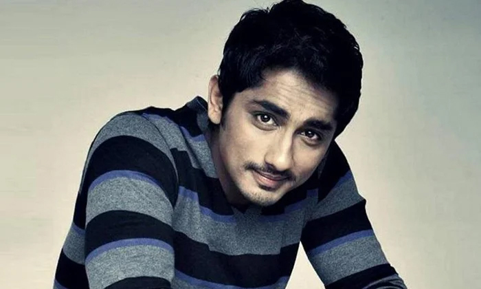 Scam 1992 Fame Shreya Dhanwanthary Support To The Hero Siddharth-TeluguStop.com